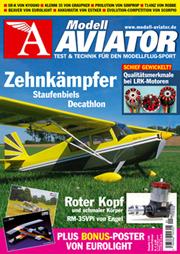 Modell AVIATOR Ausgabe 01/2006
