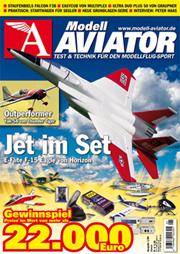Modell AVIATOR Ausgabe 01/2009