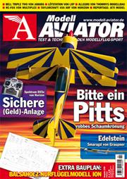 Modell AVIATOR Ausgabe 02/2009