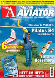 Modell AVIATOR Ausgabe 03/2006