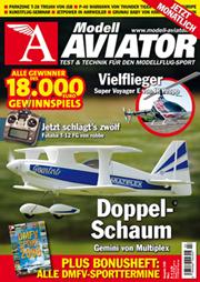 Modell AVIATOR Ausgabe 03/2008