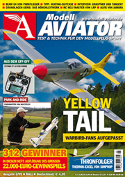Modell AVIATOR Ausgabe 03/2009