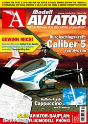 Modell AVIATOR Ausgabe 04/2006