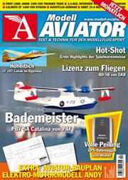 Modell AVIATOR Ausgabe 04/2008