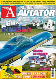Modell AVIATOR Ausgabe 05/2006