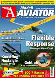 Modell AVIATOR Ausgabe 06/2007