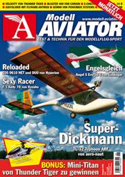 Modell AVIATOR Ausgabe 06/2008