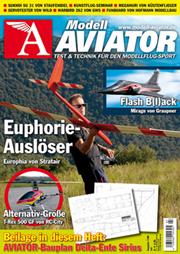 Modell AVIATOR Ausgabe 07/2008
