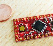 Ein Vario-Akku-Sensor der Marke Eigenbau
