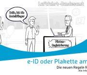 Kenntnisnachweis und e-ID – das muss man wissen