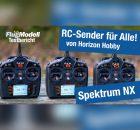Video: Spektrum NX6, NX8 und NX10 von Horizon Hobby