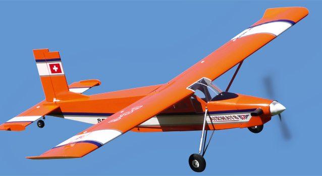 Pilatus PC-6 von SF-Models/Ripmax