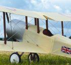Bristol Scout – das 550-Teile-Puzzle von ideecon
