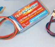 Warum der Ultra-Guard 430 von Opti-Power Modelle schützt