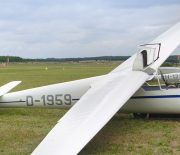 Doppelsitziges Segelflugzeug Schleicher Ka-2/Ka-2b