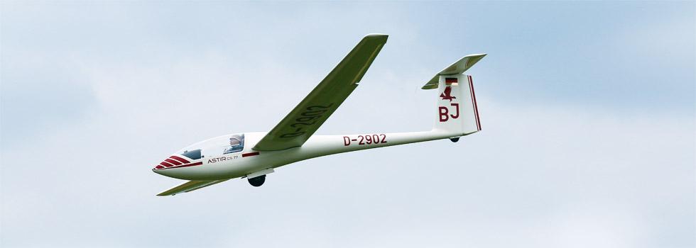 G-102 Astir CS von Grob-Flugzeugbau