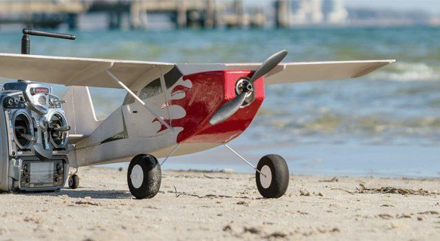 Trainer- und Feierabend-Modell Chopper