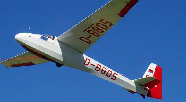 K-8B von Alexander Schleicher Segelflugzeugbau