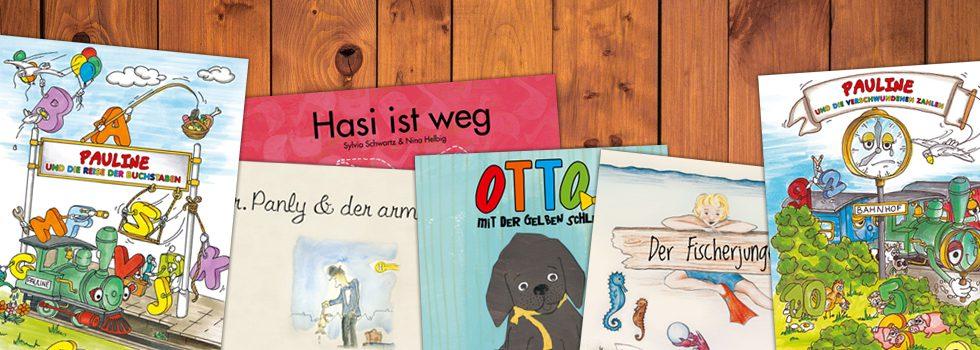 Gegen die Langeweile: kostenfreie Kinderbücher für alle