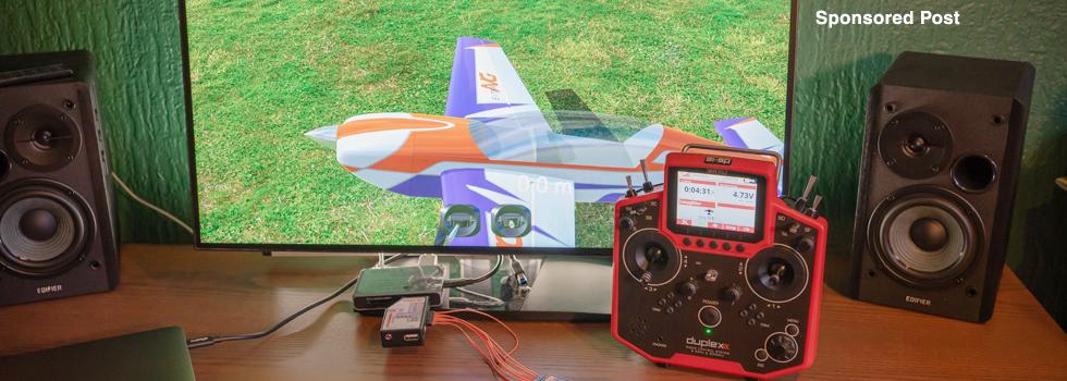 Flugsimulator Next von CGM