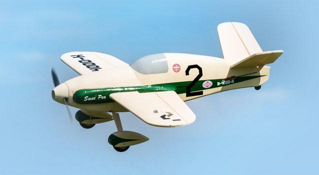 Airracer aus Depron für Selberbauer