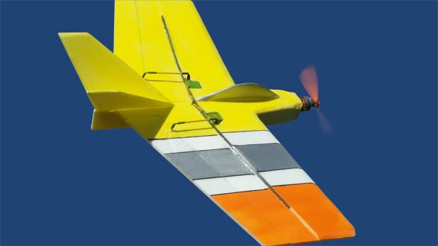 Kampfbrett für noch mehr Spaß am Fliegen