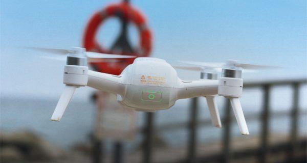 So funktioniert Yuneecs Selfie-Drohne Breeze 4k
