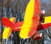 Jupiter Duck, das Depron Flugboot mit Retro-Flair