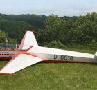 Die Focke-Wulf Kranich III von Hans Jacobs