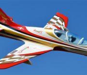 Avanti S von EDF auf JetCat P-20 umgebaut