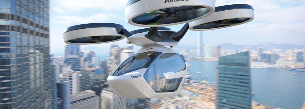 Das Aerobile der Zukunft von Airbus