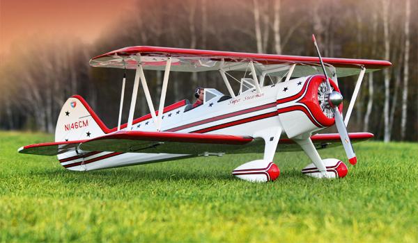 So funktioniert und fliegt Graupners Hybrid-Plane/Kopter X44