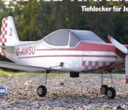 Super Falco – Tiefdecker für Jedermann
