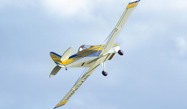 Piper PA-25 – Pawnee Landarbeiter von Horizon
