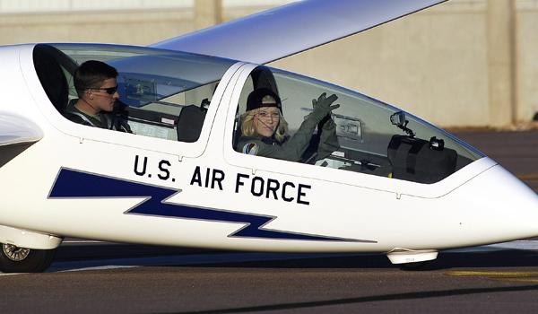 Die berühmte DG-1000 von DG Flugzeugbau