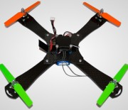 3D-Quadrokopter Nucleo 200 von NucleoCopter
