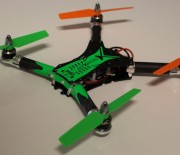 3D-Kopter Dynamx 220 von RC-Hub