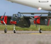 OV-10 Bronco nach Plan gebaut