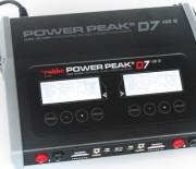 Professionell Akkus laden mit robbes Power Peak D7