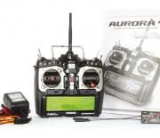 First Look – 2,4Ghz Handsender Aurora 9 von Hitec