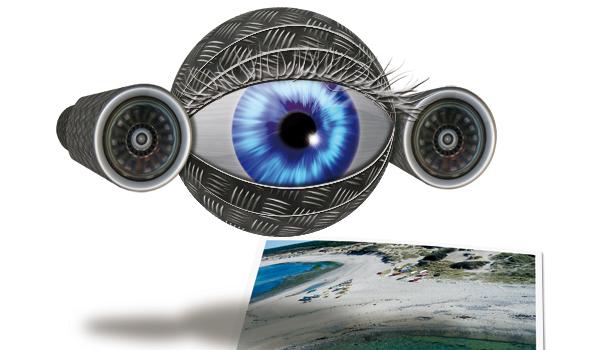 Das fliegende Auge
