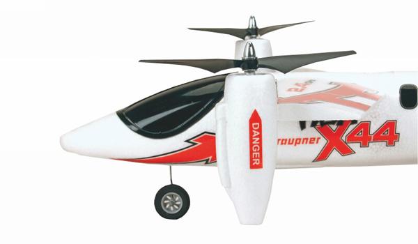 X44 von Graupner