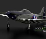 Update Flächenmodelle für AccuRC