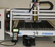 CNC-Tischfräse ITG0609 von Saga-CNC