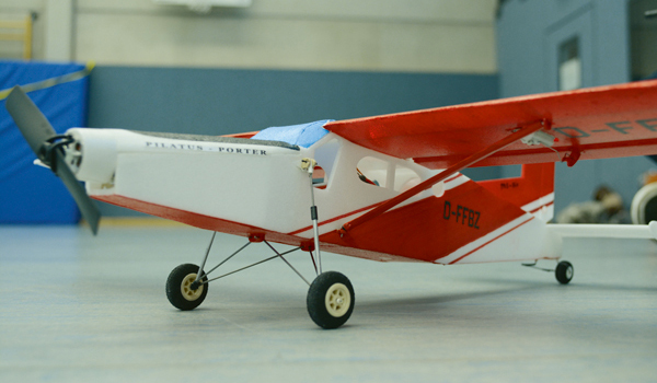 PC-6 als Schweizer Fliegengewicht
