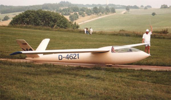 Die Geschichte eines Braunschweiger Leistungssegelflugzeugs