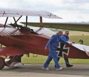 Vorbild-Dokumentation Fokker Dr.I
