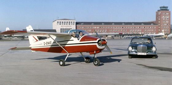 Erster einer neuen Zeit – die Bo-208 Junior
