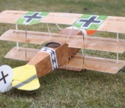 Downloadplan Fokker Dr. 1