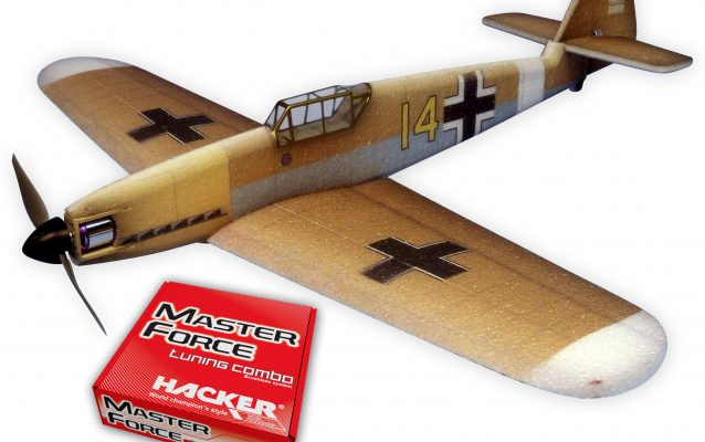 Bf-109 von Hacker Model Production